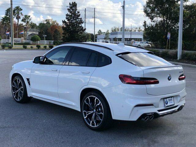 Used 2020 Bmw X4 M Competition 2020 Bmw X4 M Competition 0 Miles Alpine White Sport Utility Twin Turbo Premium 2020 In 2020 Bmw X4 Bmw Twin Turbo
