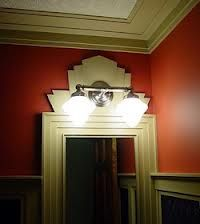 19 best mouldings cornices images on pinterest for Art deco baseboard molding