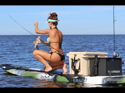 How to rig a fishing kayak - Totally Awesome Fishing Show - YouTube