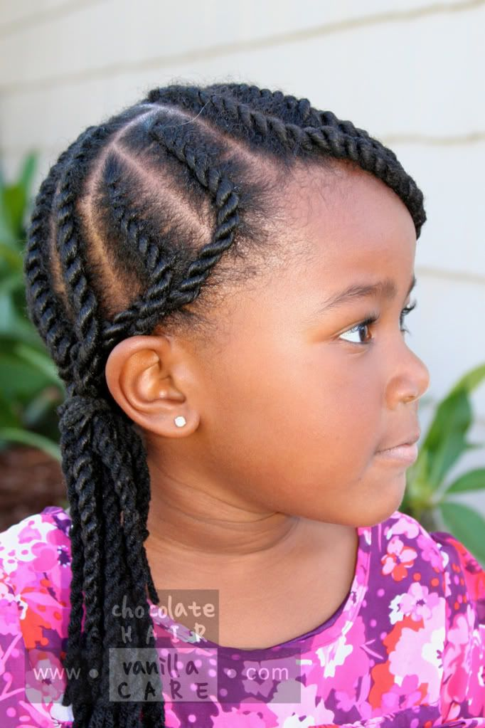 17 Best Images About Natural Hair For Black Kids On