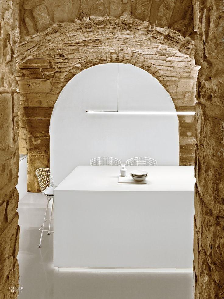 Marie Deroudilhe Brings Futuristic Look To Paris Apartment