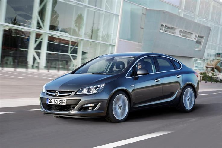 The Opel Astra Sedan arriving a little later this year to Williams Hunt Dealers.