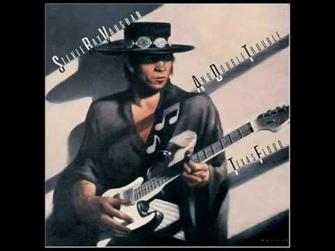 Stevie Ray Vaughan - Texas Flood (Remastered 1999)--Most of my friends know how I feel about SRV !