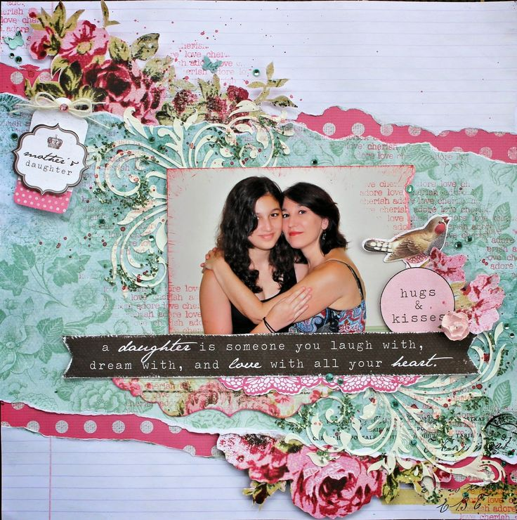 Kaisercraft DT - Oh So Lovely Collection - Cathy Cafun