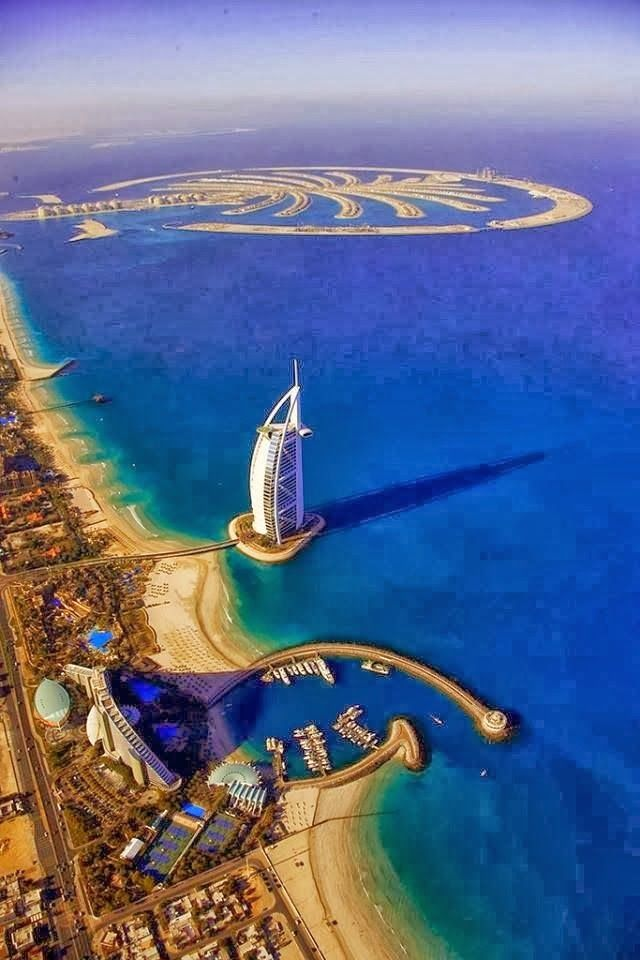 Burj Al Arab Dubai United Emirates The World S First And Only 7 Star Hotel From Pictures I Can Honestly Say That Has Earned Its