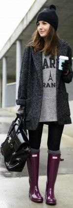 50 makellose Herbst / Winter-Outfits