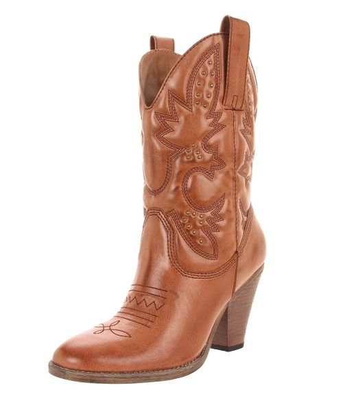 Cute Cowgirl Boots | ... brown cute cowgirl boots for women under 50$ low heel trendy boots