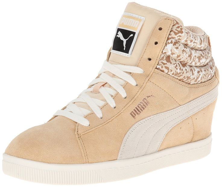 Amazon.com: PUMA Women's PC Wedge NC Women's Wedge Sneaker: Shoes