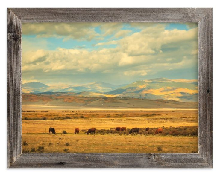 """""""Land of Infinity"""" - Art Print by Debra Butler in beautiful frame options and a variety of sizes."""