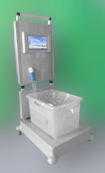 Ozonomatic System For professional use, particularly recommended to heal lower limbs and feet pathologies. Phlebitis after-effects – Peripheral vascular diseases- A 25 minutes session treatment guarantees bacterial load reduction: streptococcus faecalis, staffilococcus aureus, pseudomonas auruginosa, escherichia coli, legionella, funghi e micosi Follow me for regular updates. For equipment presentation contact: info@ozonomatic.co.uk