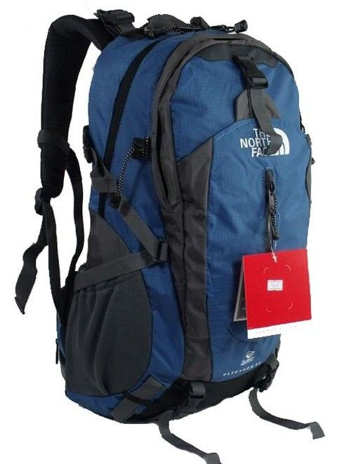 North Face Outlet Store Backpacks Water Blue MS879205