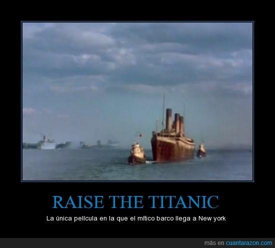 Raise the Titanic 1980 Model   Raise The Titanic 1980 Pictures