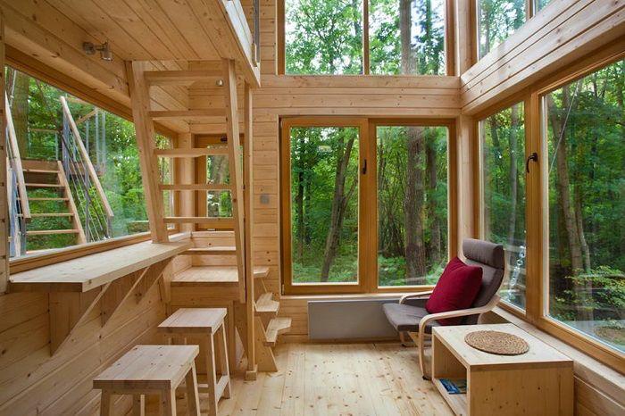 Na drzewie Treehouse - Poland