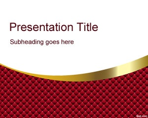 35 best powerpoint images on pinterest abstract backgrounds red quirky powerpoint template is a free wavy powerpoint template slide that you can download for toneelgroepblik Gallery