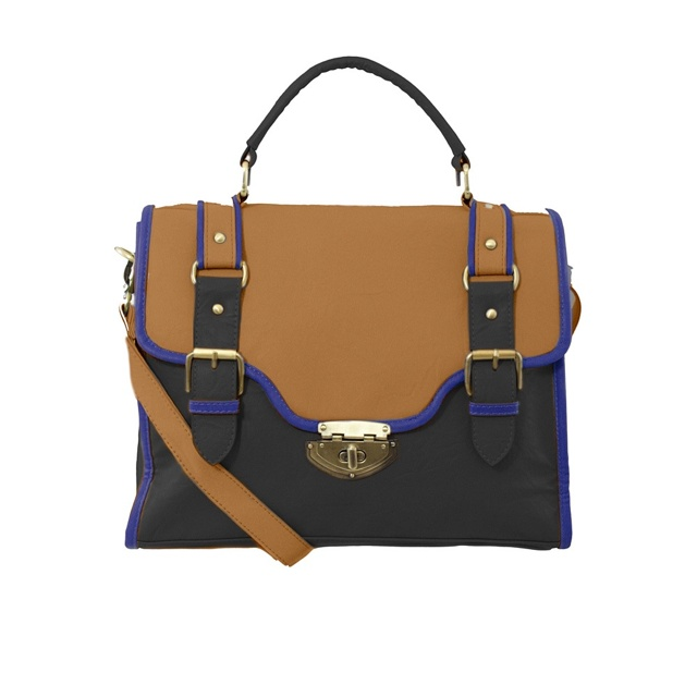 Love this structured bag!!!