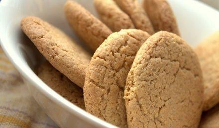 Рецепт овсяного печенья (Фото )