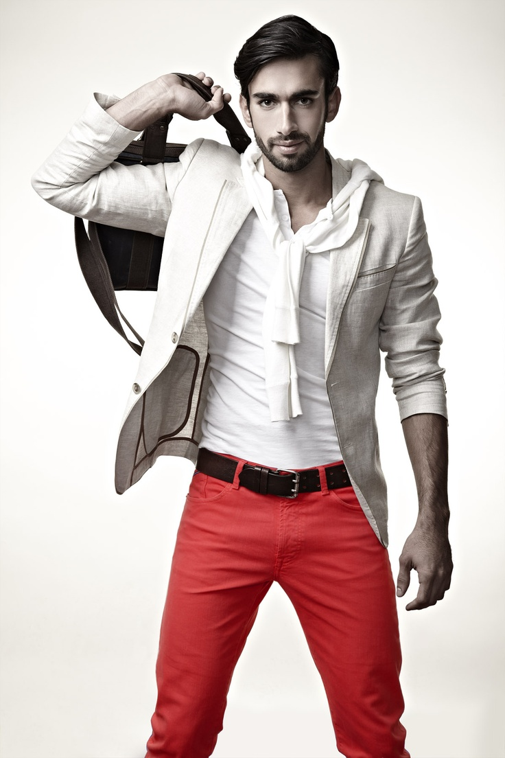 #outfit #casual #red