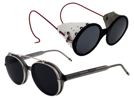 Thom Browne for DITA 2012 Eyewear