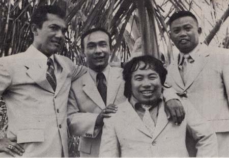 eddy sud, bing slamet, ateng, iskak. #actor #indonesia #classic