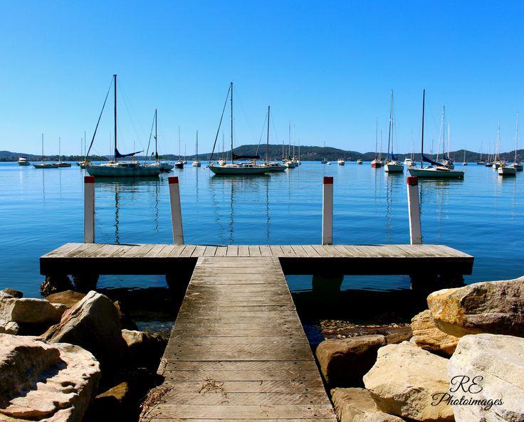 Tascott waterfront