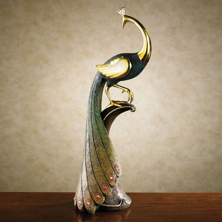 775 Best Images About Peacock Figurine Statue On Pinterest Ceramics Peacocks And Sculpture