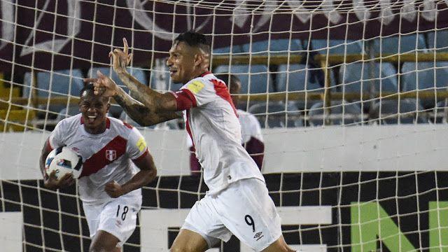 Guerrero brilha contra o Uruguai pelas eliminatórias e Peru vence veja o gol