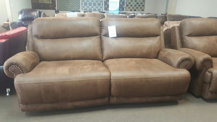 This Ashley Reclining Sofa is Only $698 at Quality Bedding and Furniture in Orange Park.  #Livingroomfurniture #ashleyfurniture  #sofas #recliningsofa #qualityfurniture  www.qualitybeddingfurniture.com