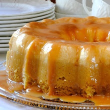 Tres Leches Flan Cake!