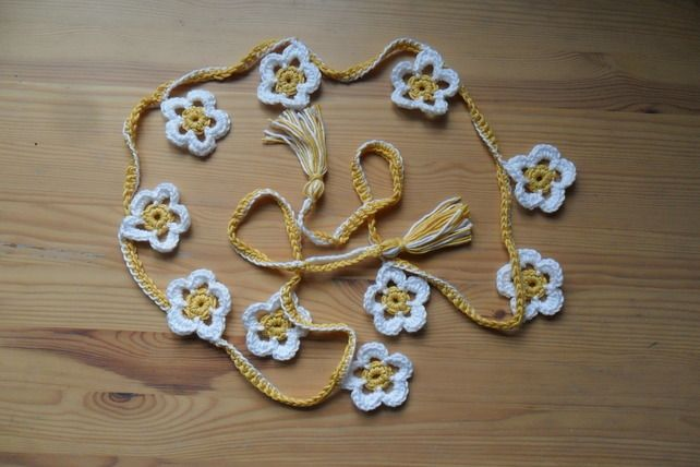 Daisy Flower Bunting £15.00