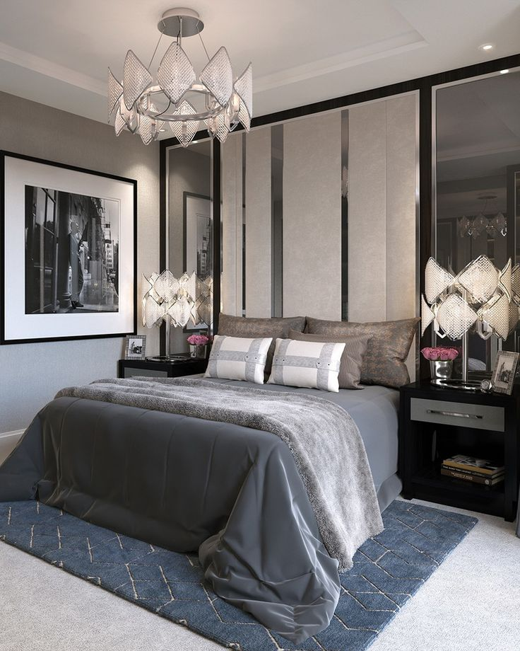 Brilliant Decorated Bedrooms Design Ultramodern Bedroom Designs C Inside Decorating