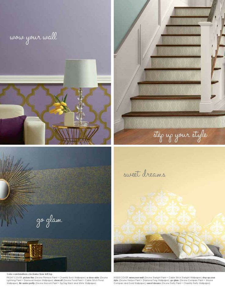 ISSUU - Devine Color Paint and Wallpaper Inspiration Guide by Devine Color