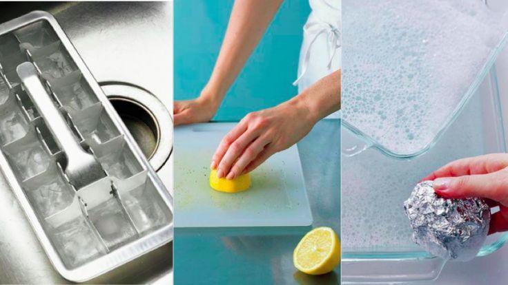 Les 10 astuces ménage les plus simples et rusées