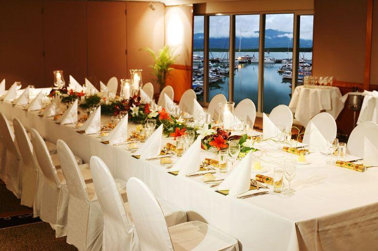 Banquet in Marina Room @ Shangri-La Hotel, The Marina, Cairns