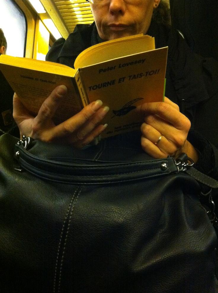 les mains RER B 15/10/2012