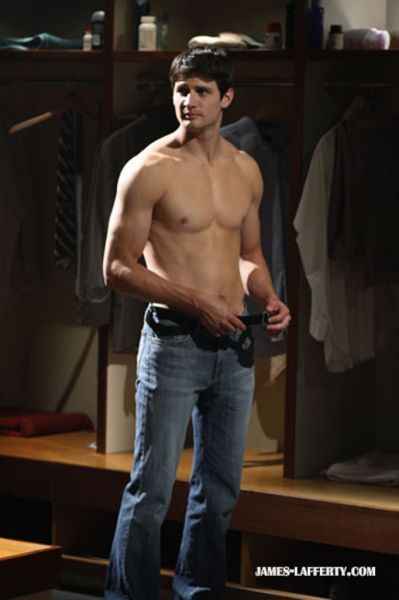 Hot boys With Shirts Off | Picture of James Lafferty