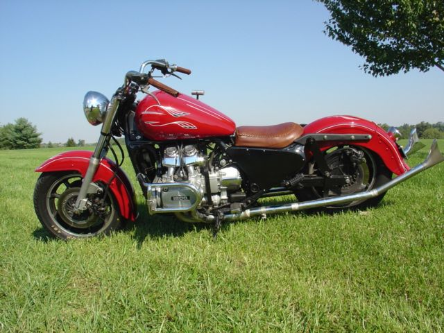 Pin by G8OR on Naked Goldwing | Pinterest