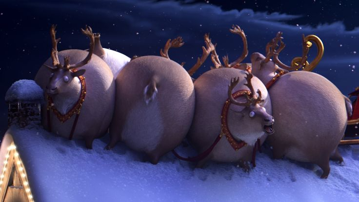 The Rollin' Wild Team wishes you a Merry Christmas! For more round animals visit our shop: www.rollinwild.com/shop.php