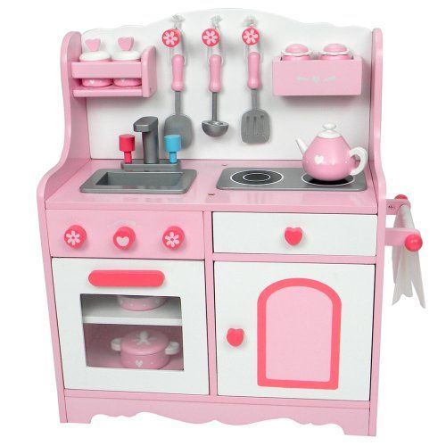 18-Inch-Doll-Kitchen-Accessories-Perfect-for-American-Girl-Dolls-Furniture-Larger-Sized-for-a-Child-to-Play-with-18-Dolls-Pink-Kitchen-0.jpg (500×500)