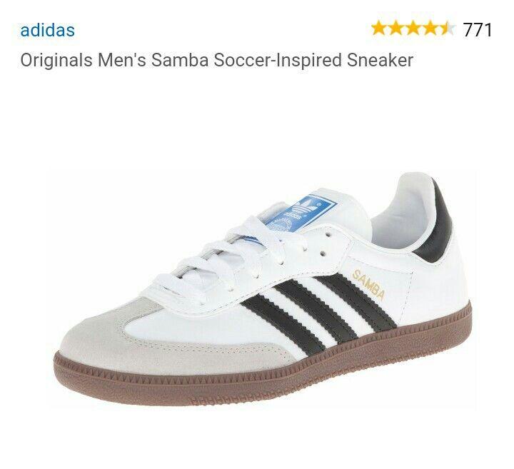 Adidas men's Samba sneaker