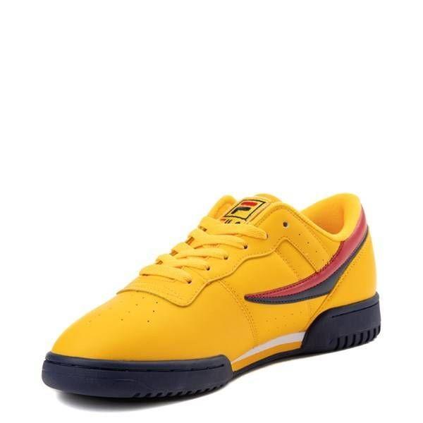 fila original fitness yellow