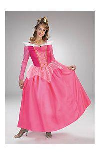 Disney Aurora Prestige Costume Adult