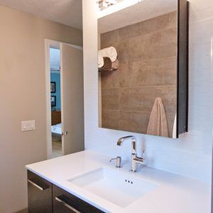 Bathroom Light Fixtures Over Medicine Cabinet Bathroomlightfixtures Contemporary Decor Pinterest
