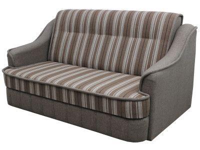 """Прямой диван Фабрика """"Киев"""" Мичиган 150 см ткань 43 Серый"""
