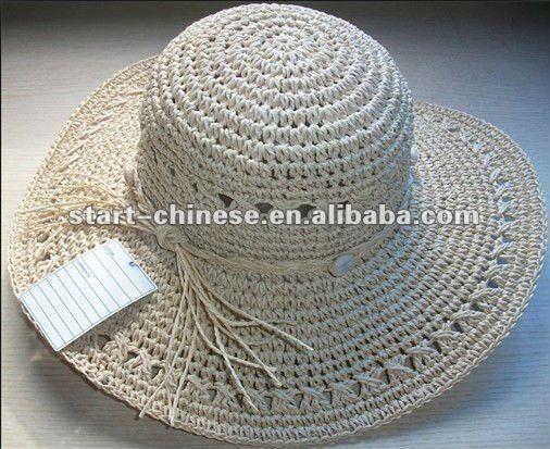 uncinetto cappello da sole pieghevole- in Cappello di cowboy da Cappelli e berretti su m.italian.alibaba.com.