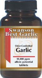 Odor-Controlled Garlic