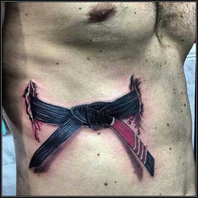 16 Best Martial Arts Tattoos Images On Pinterest