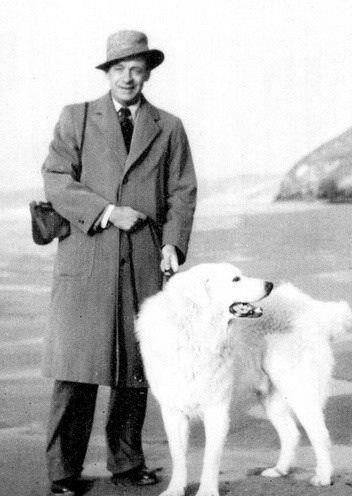 Winston Graham and Garrick