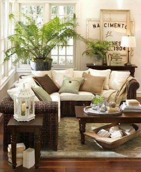 Wicker home