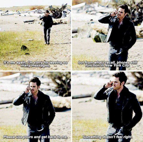"Killian Jones - 6 * 8 ""I'll be your mirror"""