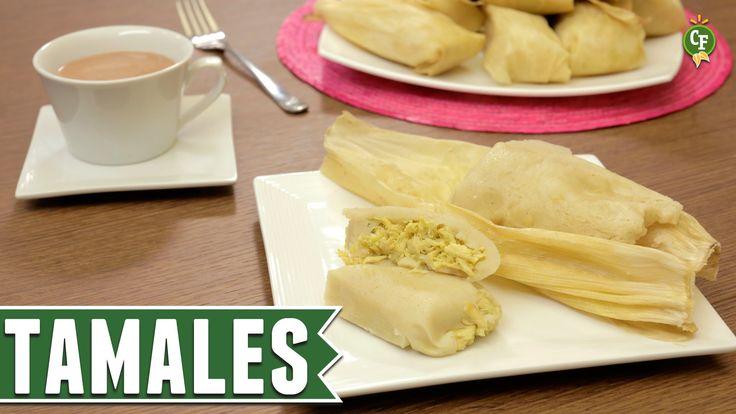 ¿Cómo preparar Tamales Verdes con Pollo? - Cocina Fresca